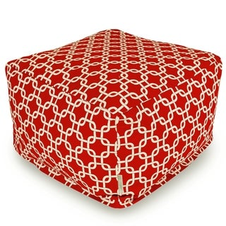 Indoor/Outdoor Links Large Ottoman