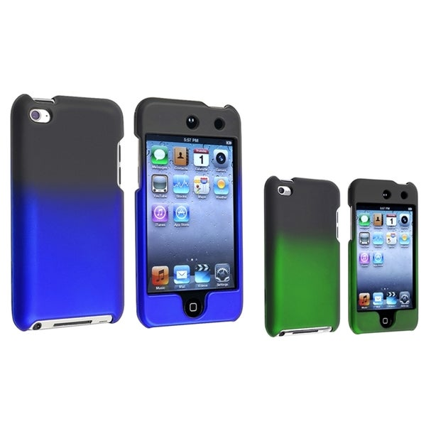 BasAcc Snap-on Case for Apple iPod Touch Generation 4 (Pack of 2)
