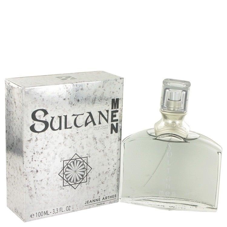 Jeanne Arthes Sultan Men's 3.3-ounce Eau de Toilette Spra...