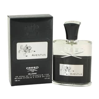 Creed Aventus Men's 4-ounce Eau de Parfum Spray|https://ak1.ostkcdn.com/images/products/7660225/P15073826.jpg?impolicy=medium