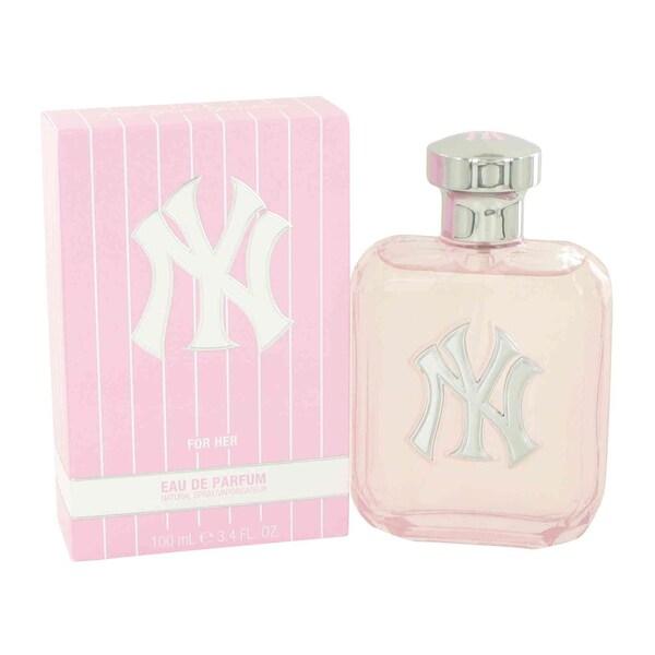 New York Yankees Women's 3.4-ounce Eau de Parfum Spray