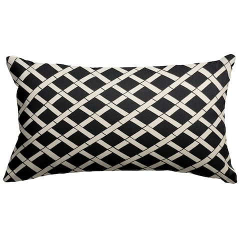 Buy Black Majestic Home Goods Outdoor Cushions Pillows Online At