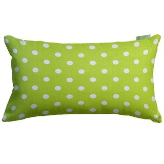 Small Polka Dot Small Pillow
