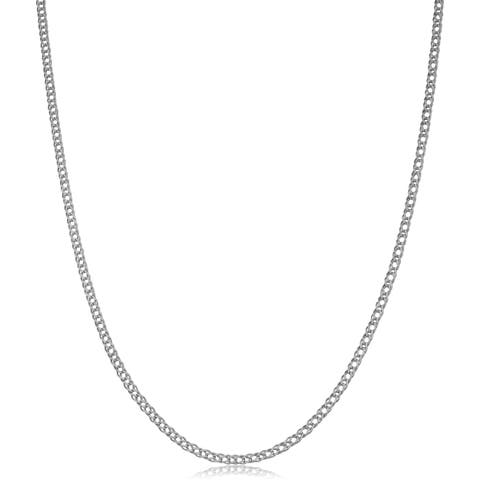 3a25bc6765 Gold Necklaces | Find Great Jewelry Deals Shopping at Overstock