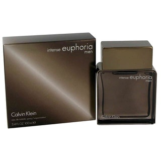Calvin Klein Euphoria Intense Men's 3.4-ounce Eau de Toilette Spray