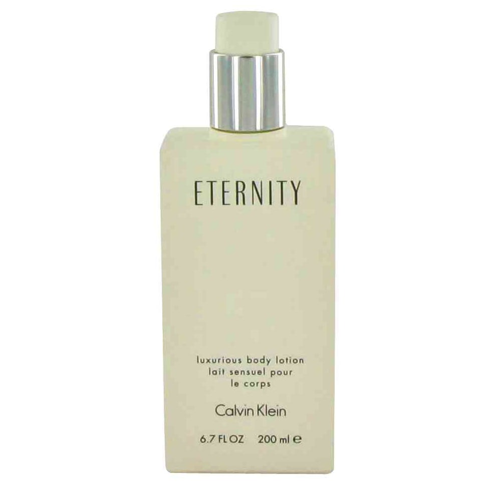 Calvin Klein Eternity' Women's 6.7-ounce Body Lotion (Unb...