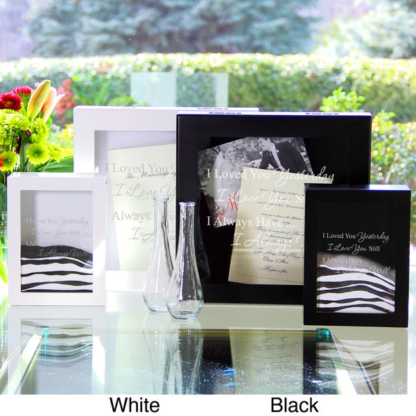 Always Wedding Memories Shadow Box Set
