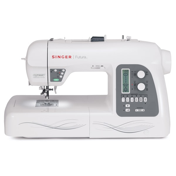 Singer Futura XL-550 Sewing and Embroidery Machine