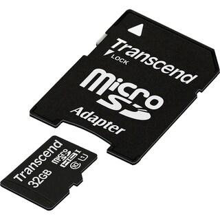 Transcend Premium 32 GB microSDHC