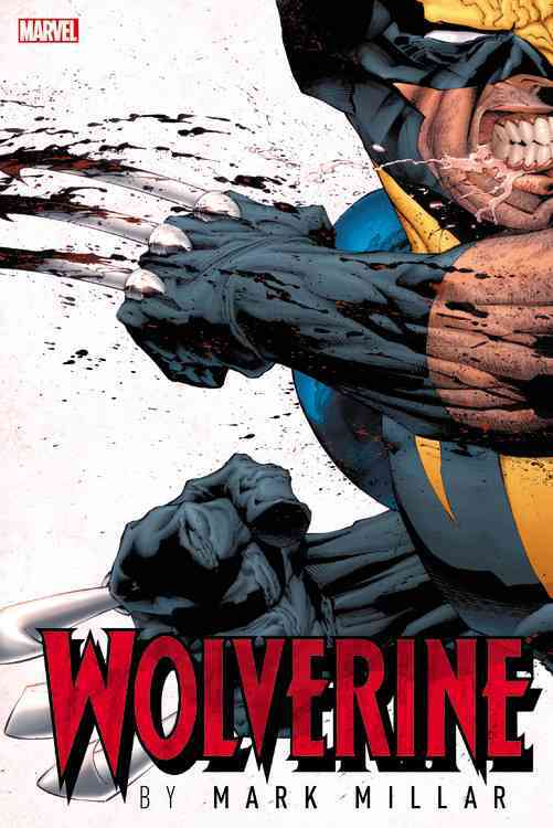 Wolverine by Mark Millar Omnibus (Hardcover) - Thumbnail 0