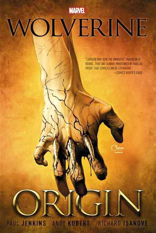 Wolverine: Origin (Hardcover)