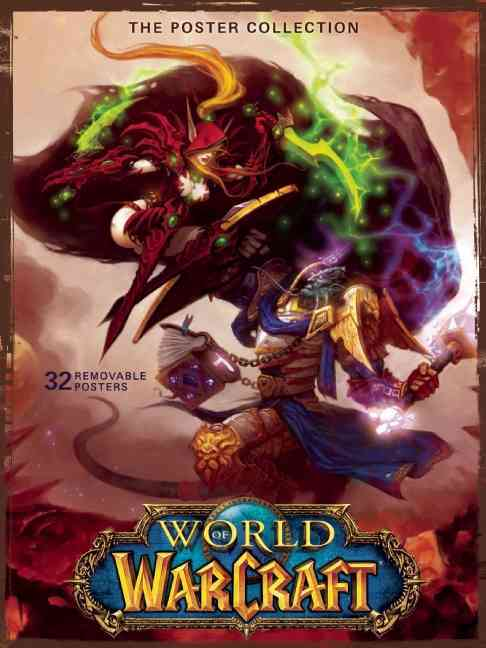 World of Warcraft: The Poster Collection (Paperback)