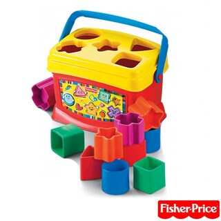Fisher Price Baby's First Blocks Play Set