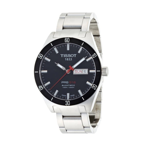 009771954 Shop Tissot Men's 'PRS 516' Motorsport Automatic Watch - Free ...
