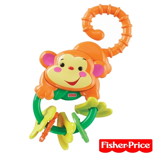 Fisher-Price Monkey Teether