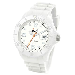 Ice-Watch Men's Sili Collection White Silicone Watch|https://ak1.ostkcdn.com/images/products/7662268/P15075432.jpg?impolicy=medium