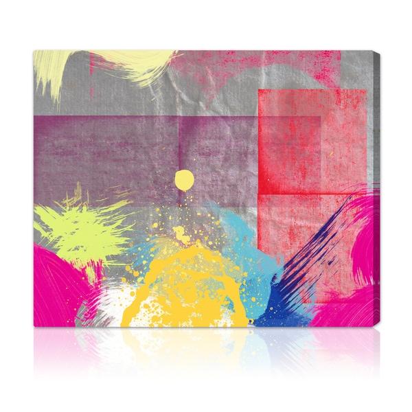 Oliver Gal 'Sunset' Modern Print Art