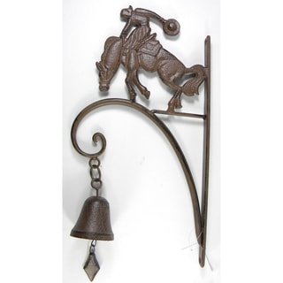 Cowboy Bell Wall Decor