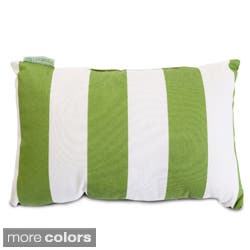 Indoor/Outdoor Majestic Home Goods Vertical Stripe Small Pillow|https://ak1.ostkcdn.com/images/products/7662632/Majestic-Home-Goods-Vertical-Stripe-Small-Pillow-P15075683A.jpg?impolicy=medium