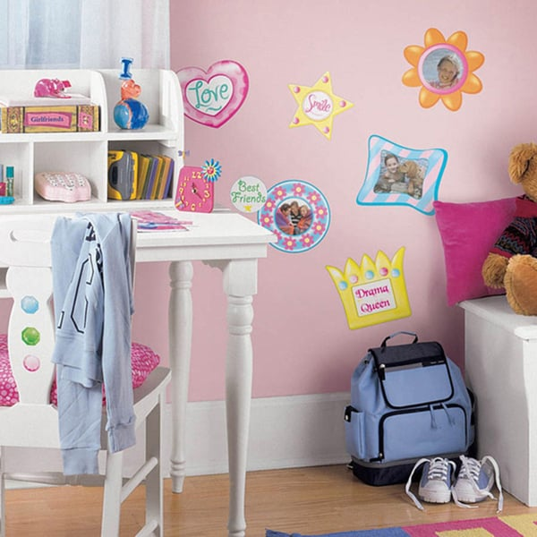 Wall Frames Peel & Stick Wall Decals