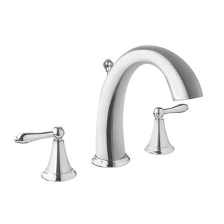 Fontaine Montbeliard Chrome Widespread Bathroom Faucet