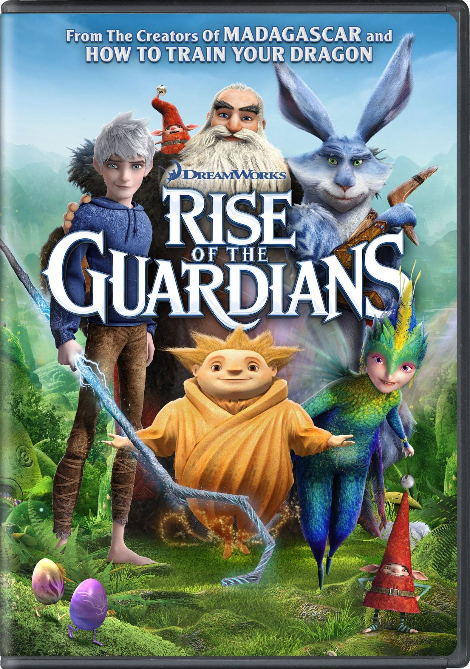 Rise of the Guardians (DVD)