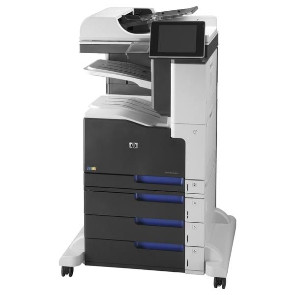 HP LaserJet 700 M775Z+ Laser Multifunction Printer - Color - Plain Pa