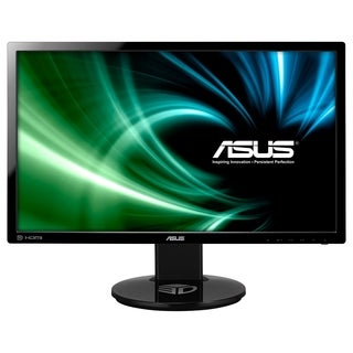 "Asus VG248QE 24"" LCD Monitor - 1 ms"