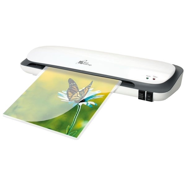 """Royal Sovereign 12"""" Thermal and Cold 2 Roller Pouch Laminator CS-1223"""