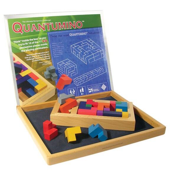 Family Games America 'Quantumino' Puzzle Game