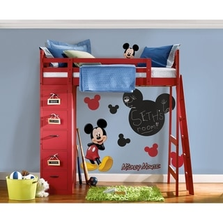 Mickey Chalkboard Peel & Stick Wall Decals