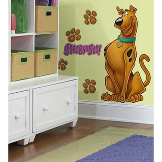 Scooby Doo Peel & Stick Giant Wall Decals