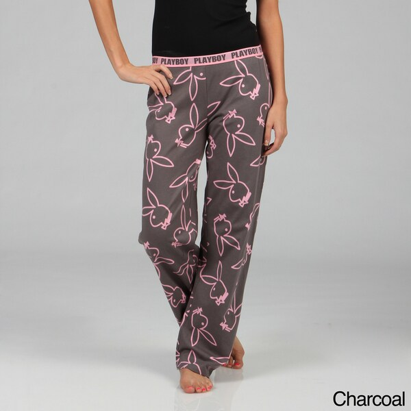 Shop Playboy Women s Bunny Printed Pajamas - Free Shipping On Orders ... f86069a4e