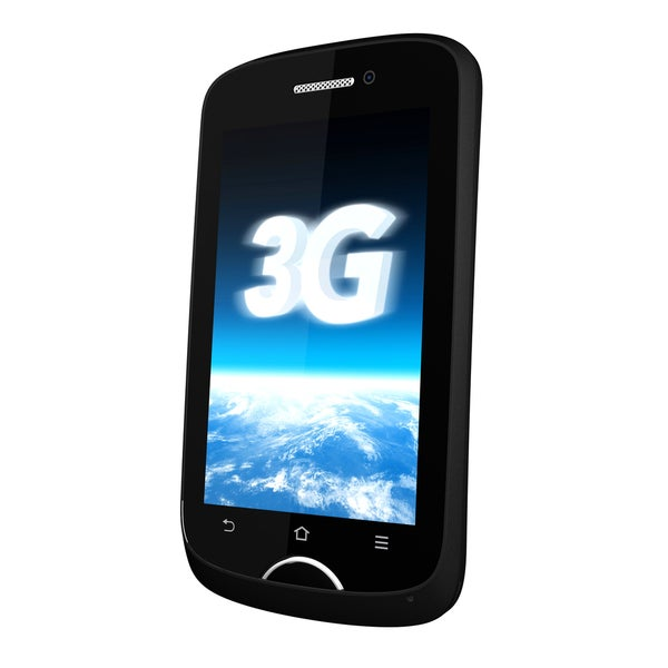 NIU Tek 3G 3.5 N209 GSM Unlocked Dual SIM Android Cell Phone