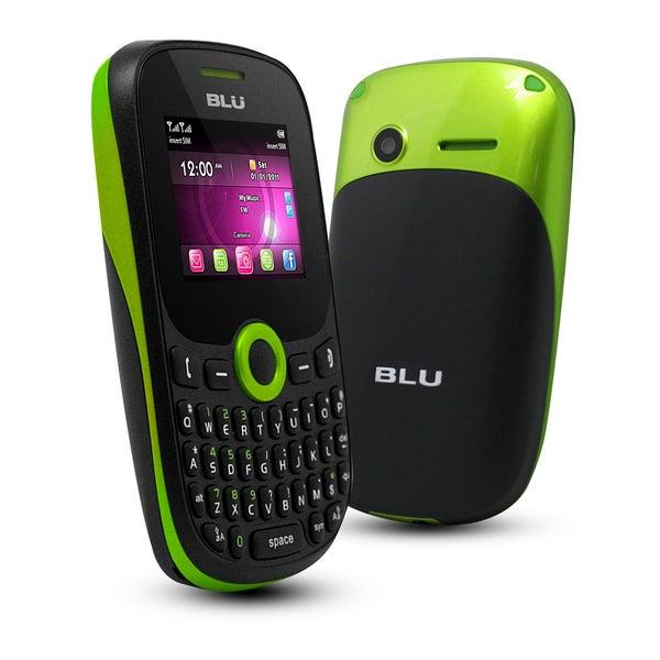 BLU Samba JR Plus GSM Unlocked Dual SIM Cell Phone