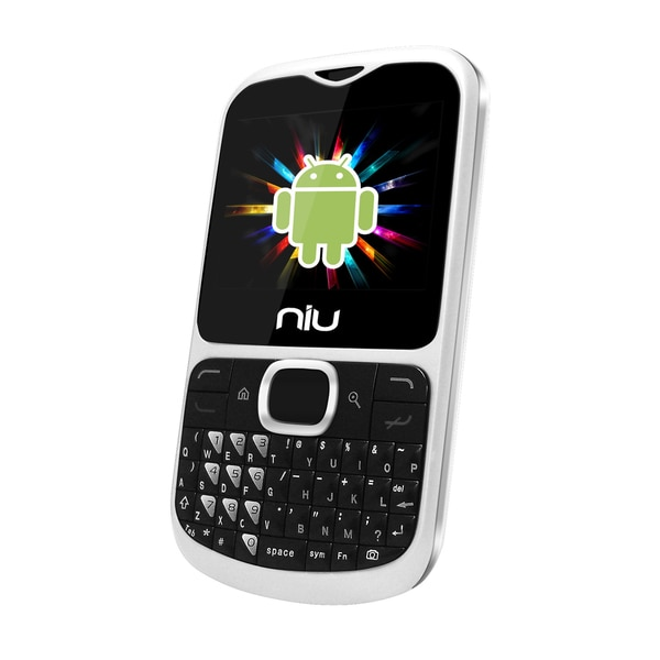 NIU NiutekQ N108 GSM Unlocked Dual SIM Android Cell Phone