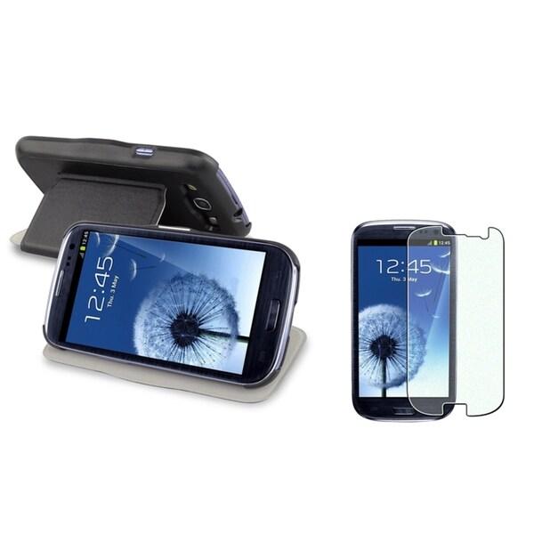 BasAcc Case/ Diamond LCD Protector for Samsung Galaxy S III/ S3