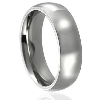 Journee Collection Stainless Steel Wedding Band (6 mm)|https://ak1.ostkcdn.com/images/products/7665814/7665814/Journee-Collection-Stainless-Steel-Wedding-Band-6-mm-P15078325.jpg?impolicy=medium