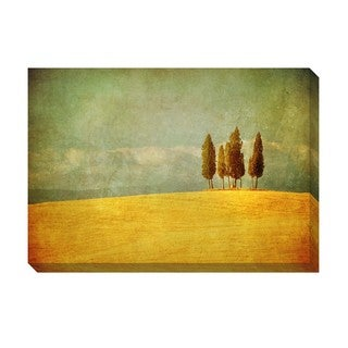Gallery Direct Countryside Oversized Gallery Wrapped Rectangular Canvas