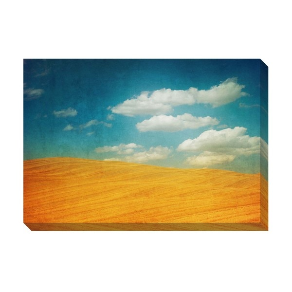 Gallery Direct Tuscan Landscape Oversized Gallery Wrapped Canvas