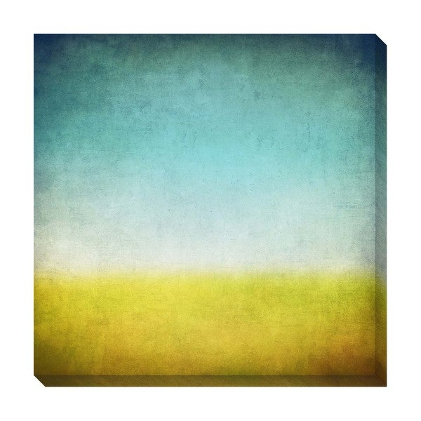 Gallery Direct Horizon I Oversized Gallery Wrapped Canvas