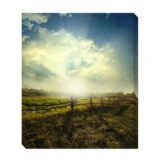 Gallery Direct Field of Light Oversized Gallery Wrapped Canvas