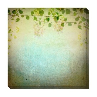 Gallery Direct Bougainvilleas Oversized Gallery Wrapped Canvas