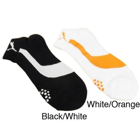 Puma Men's Quarter Socks (Pack of 6) - 6 to 12.5