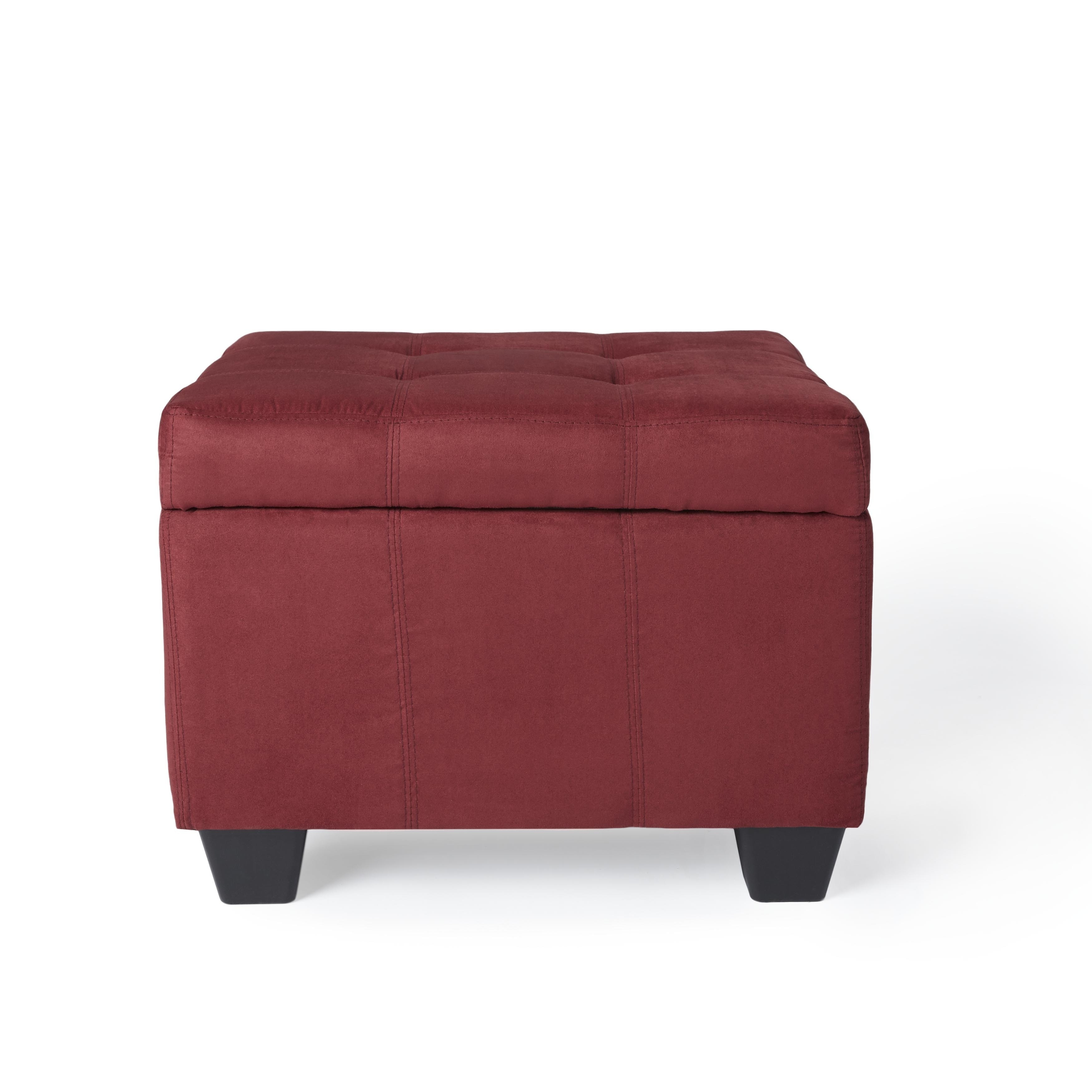 ottoman philbee square online ottomans interiors leather canvas polo collections charleston