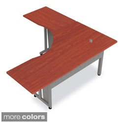 OFM L-Shaped Workstation Desk (60x24)