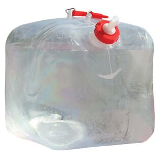Texsport 5-gallon Collapsible Water Carrier