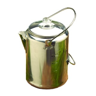 Texsport Aluminum 9 Cup Percolator