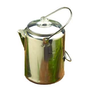 Texsport Aluminum 9 Cup Percolator|https://ak1.ostkcdn.com/images/products/7666240/7666240/Texsport-Aluminum-9-Cup-Percolator-P15078656.jpg?impolicy=medium