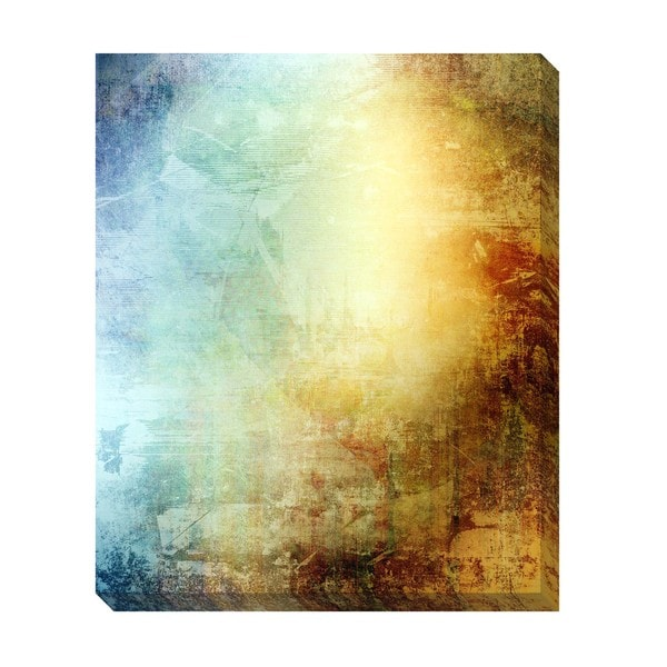 Gallery Direct Abstract Harmony Oversized Gallery Wrapped Canvas